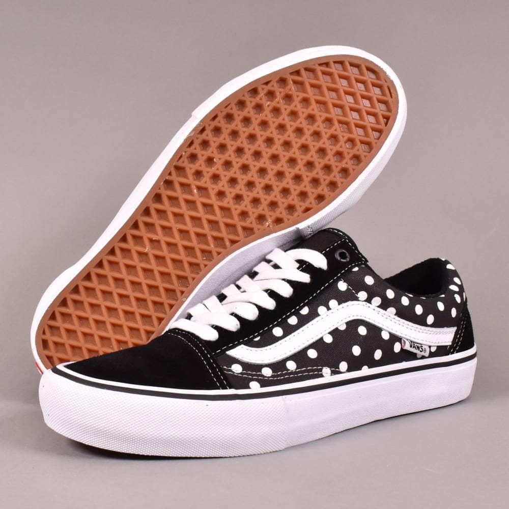 Vans Old Skool Pro Skate Shoes - (Baker