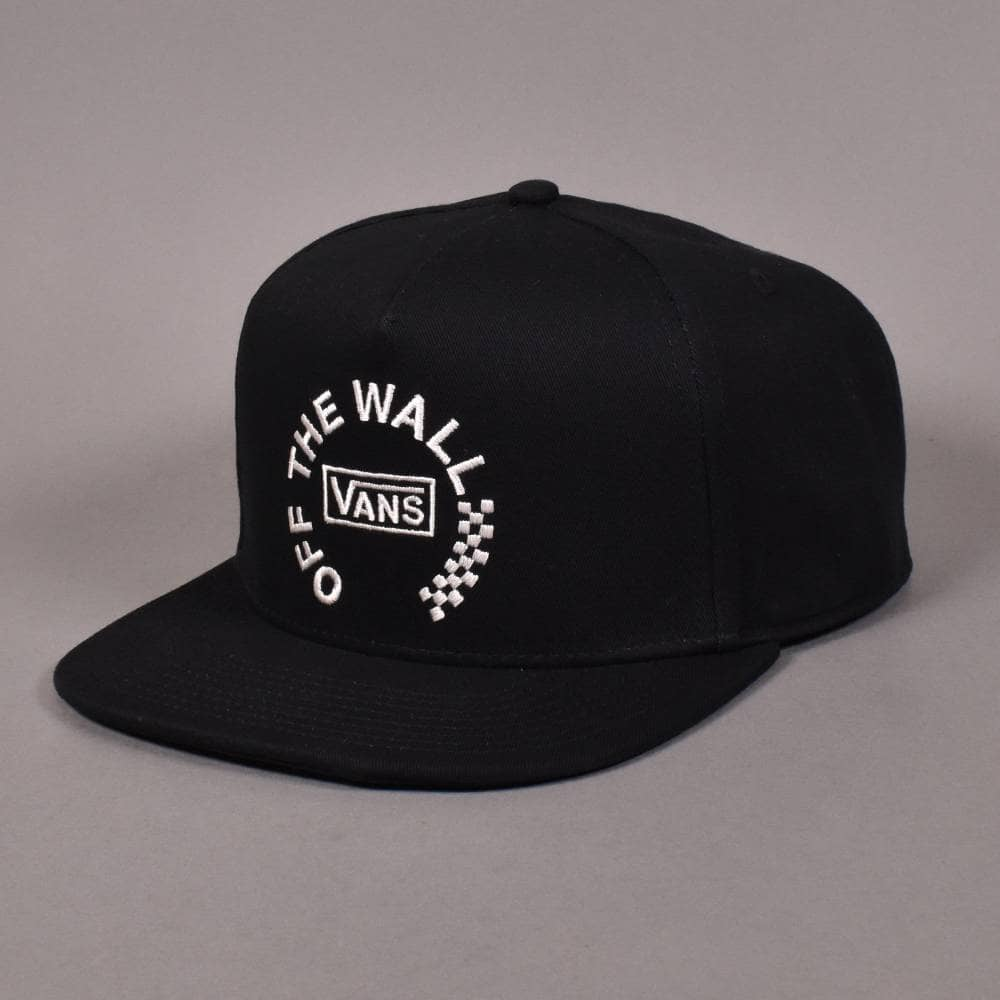 Vans OTW Distort Strapback Cap - Black - SKATE CLOTHING from Native ... d87eb82816cf