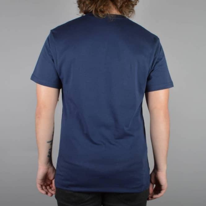 72213db12c Vans OTW Logo Fill Skate T-Shirt - Black Iris Ginza - SKATE CLOTHING ...