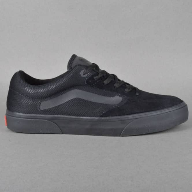 93a5508f3f Vans Rowley Pro Lite Skate Shoes - Blackout - SKATE SHOES from ...