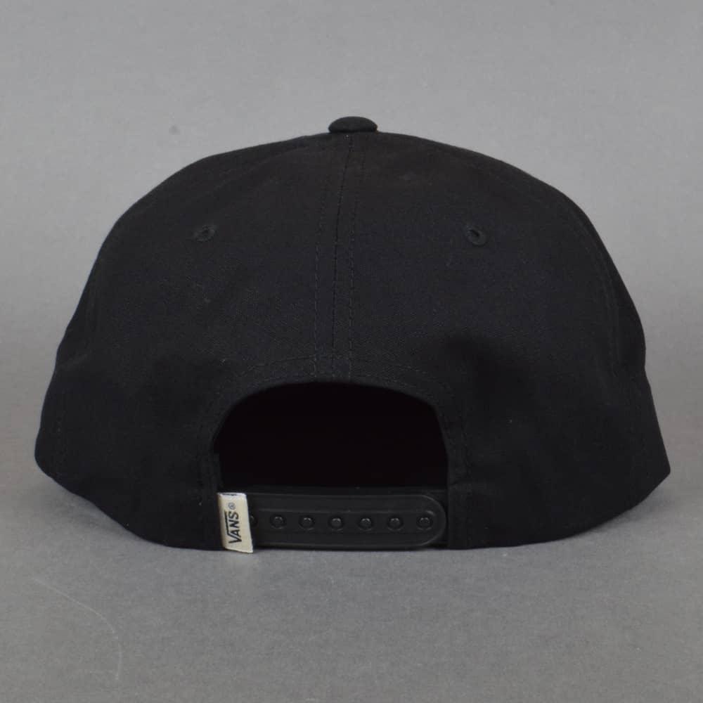 eaf0edf3b1 Vans Rowley Snapback Cap - Black - SKATE CLOTHING from Native Skate ...