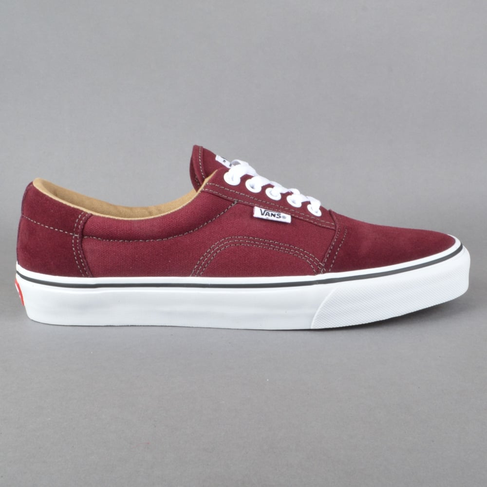 cfe10dfd64d Vans Rowley Solos Skate Shoes - Port Royale White - SKATE SHOES from ...