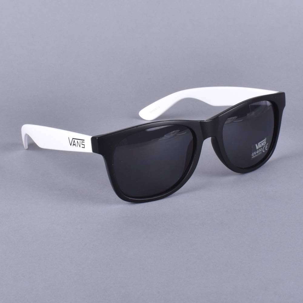 dbb55c0db5 Vans Spicoli 4 Sunglasses - Black White - ACCESSORIES from Native ...