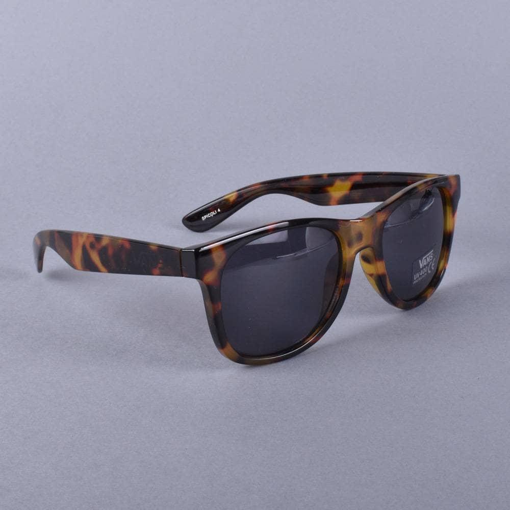 90b0ce2d4e Vans Spicoli 4 Sunglasses - Cheetah Tortoise - ACCESSORIES from ...