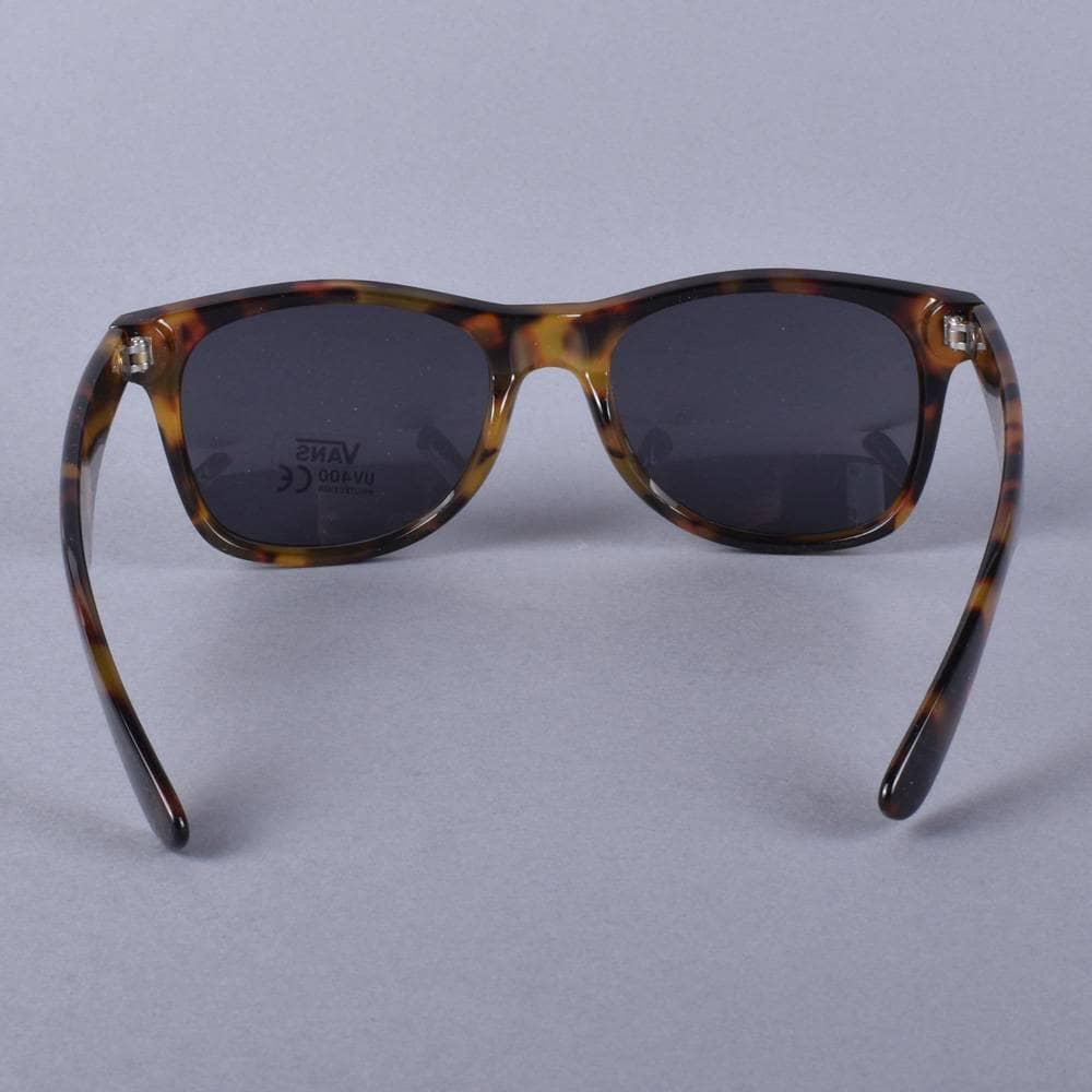 41a0db0728 Vans Spicoli 4 Sunglasses - Cheetah Tortoise - ACCESSORIES from ...