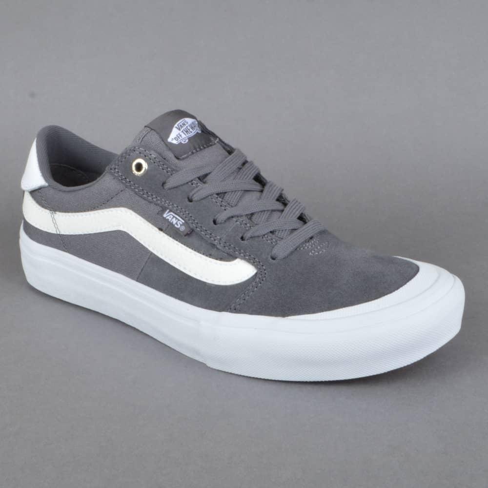 80e0da7f38 Vans Style 112 Pro Skate Shoe - Tornado White - SKATE SHOES from ...