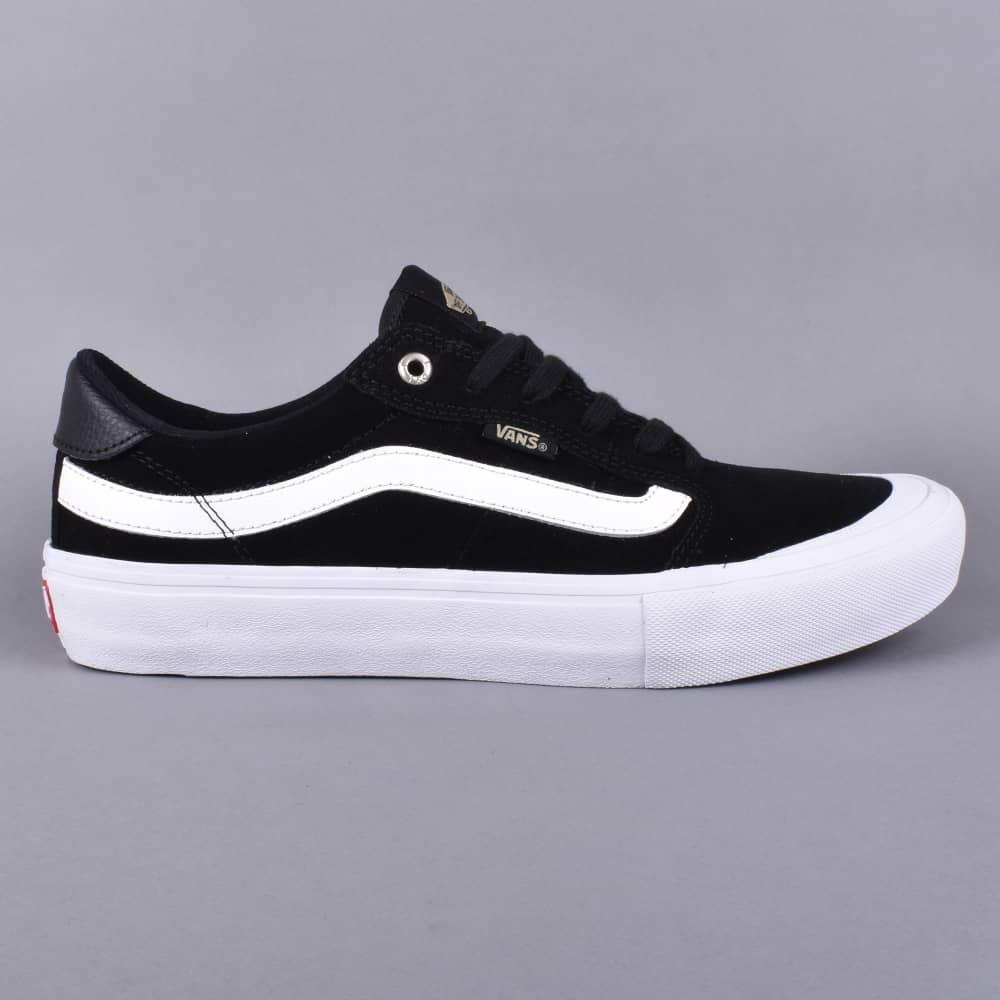 e7194236e3 Vans Style 112 Pro Skate Shoes - Black Black White - SKATE SHOES ...