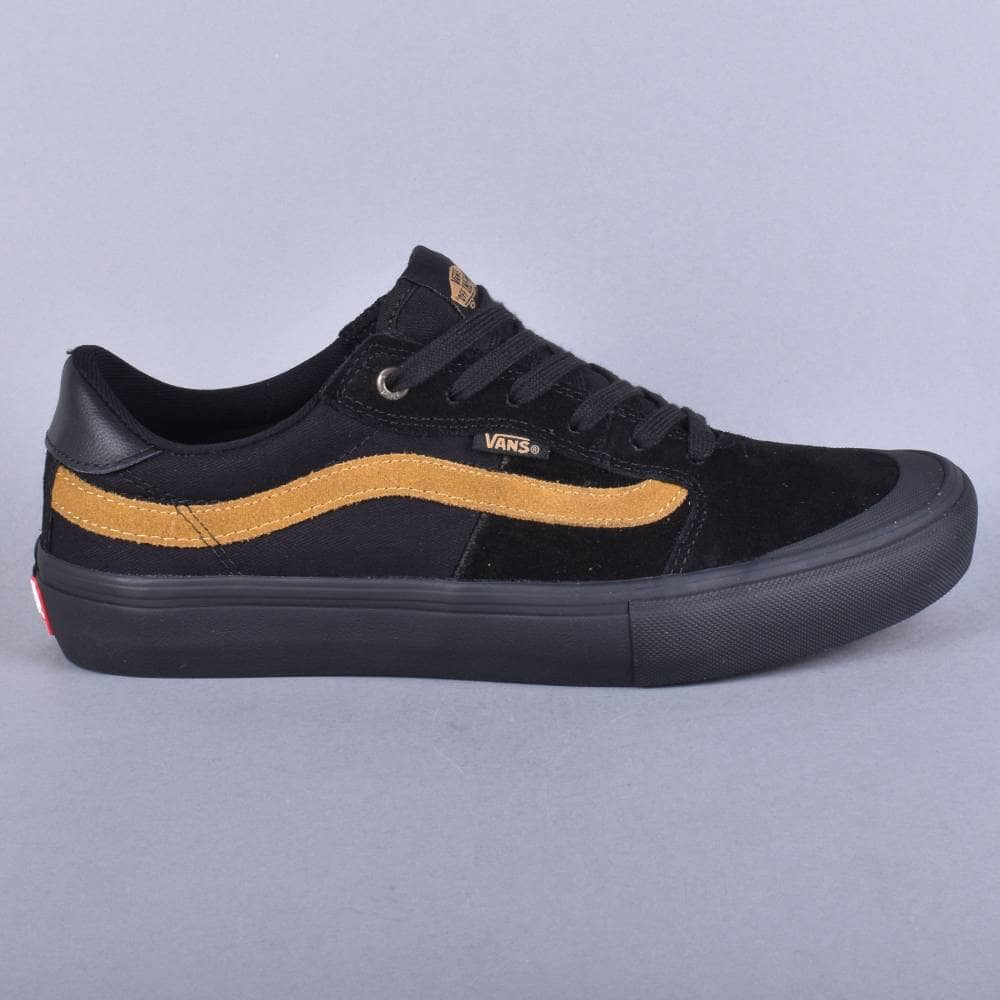 84aa366f6762 Vans Style 112 Pro Skate Shoes - Black Cumin - SKATE SHOES from ...