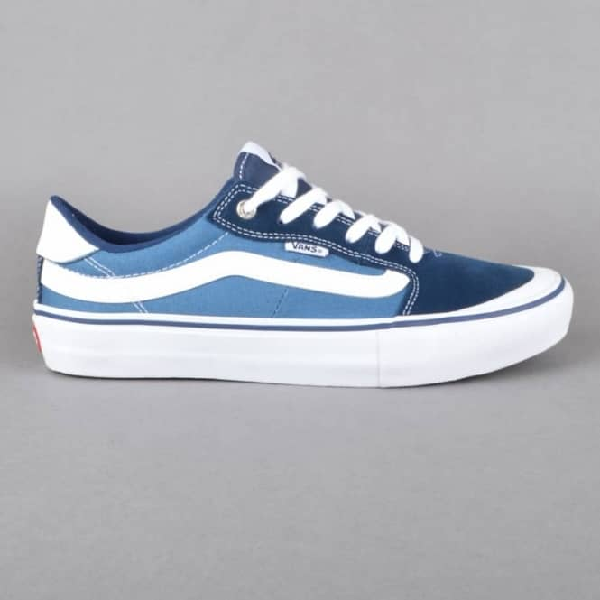 300135cf5b38 Vans Style 112 Pro Skate Shoes - Navy STV Navy White - SKATE SHOES ...