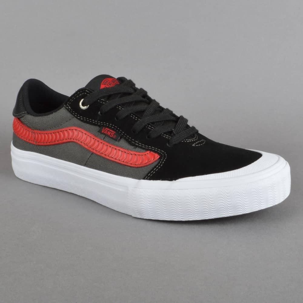 bb509cef7bda Vans Style 112 Pro Spitfire Skate Shoes - Black - SKATE SHOES from ...