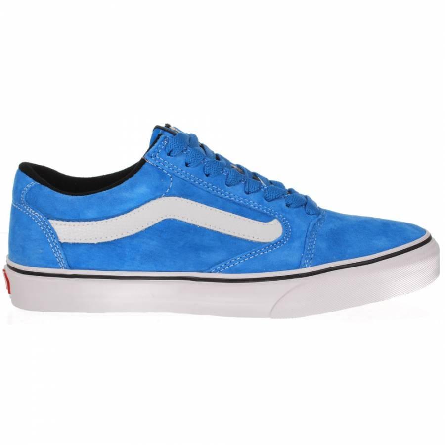 vans vans tnt 5 sky blue white skate shoes vans from
