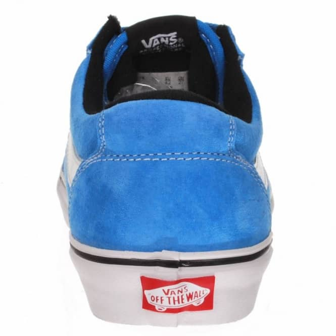 56d71874db40cc Vans TNT 5 Sky Blue White Skate Shoes - Mens Skate Shoes from Native ...
