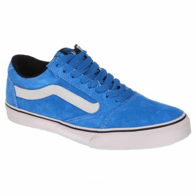 1181f20e063f Vans TNT 5 Sky Blue White Skate Shoes - Mens Skate Shoes from Native ...