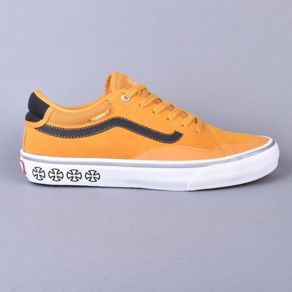 65f85c479b86d4 Vans TNT Advanced Prototype Skate Shoes - (Independent) Sunflower ...