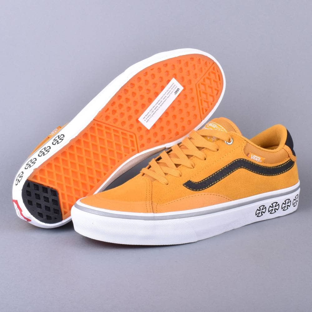 cbe9642978 Vans TNT Advanced Prototype Skate Shoes - (Independent) Sunflower ...