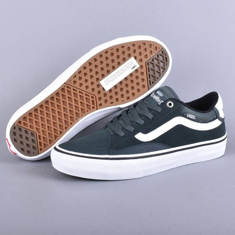 54714f29d917e1 Vans TNT Advanced Prototype Skate Shoes - (Mesh) Darkest Spruce True ...