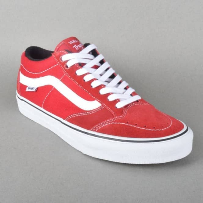 53751ec9de74 Vans TNT SG Skate Shoes - Scarlet White - SKATE SHOES from Native ...