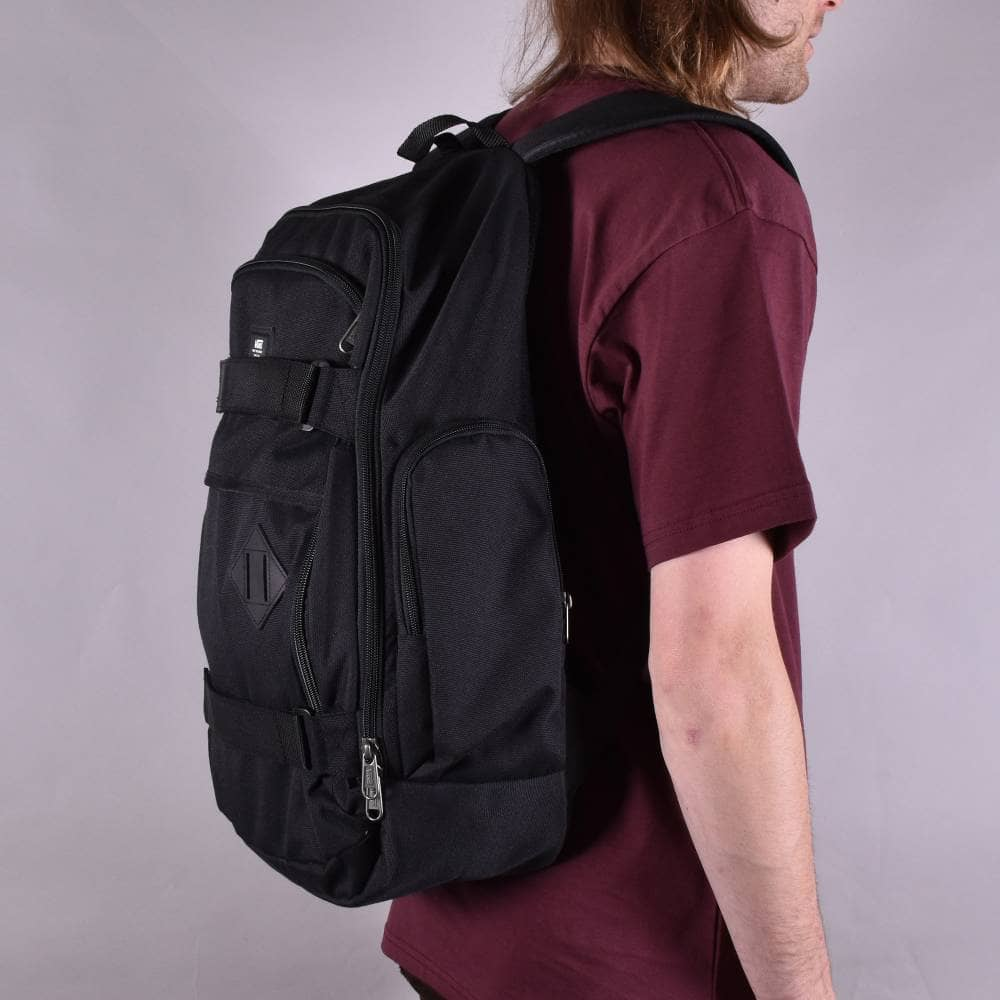 a068051212d06 Vans Transient III Skate Backpack - Black - ACCESSORIES from Native ...