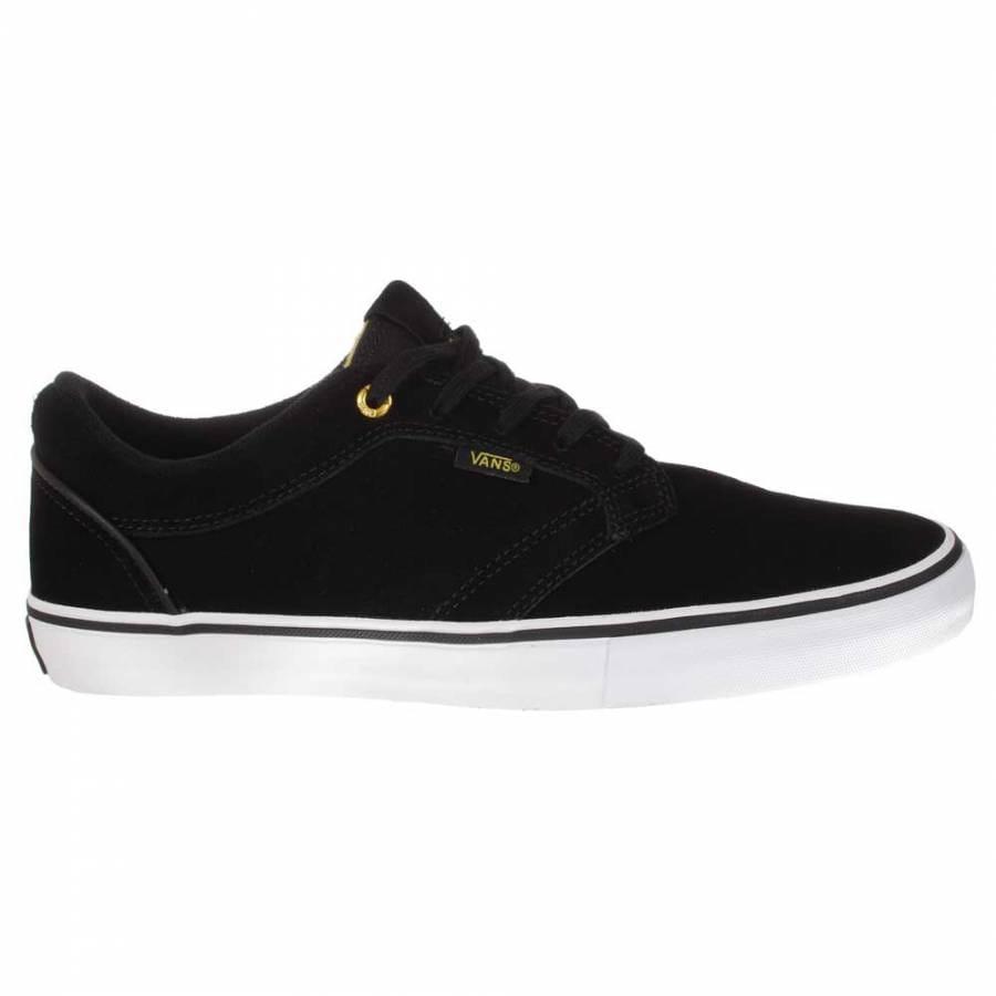 vans vans type 2 skate shoes black gold vans from