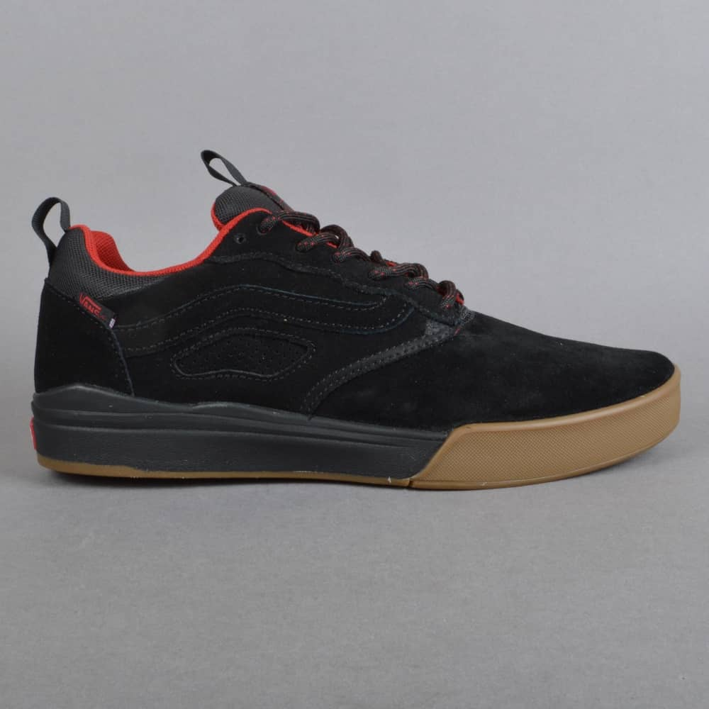 aacd5887aa0a8e Vans UltraRange Pro Spitfire Skate Shoes - Cardiel Black - SKATE ...