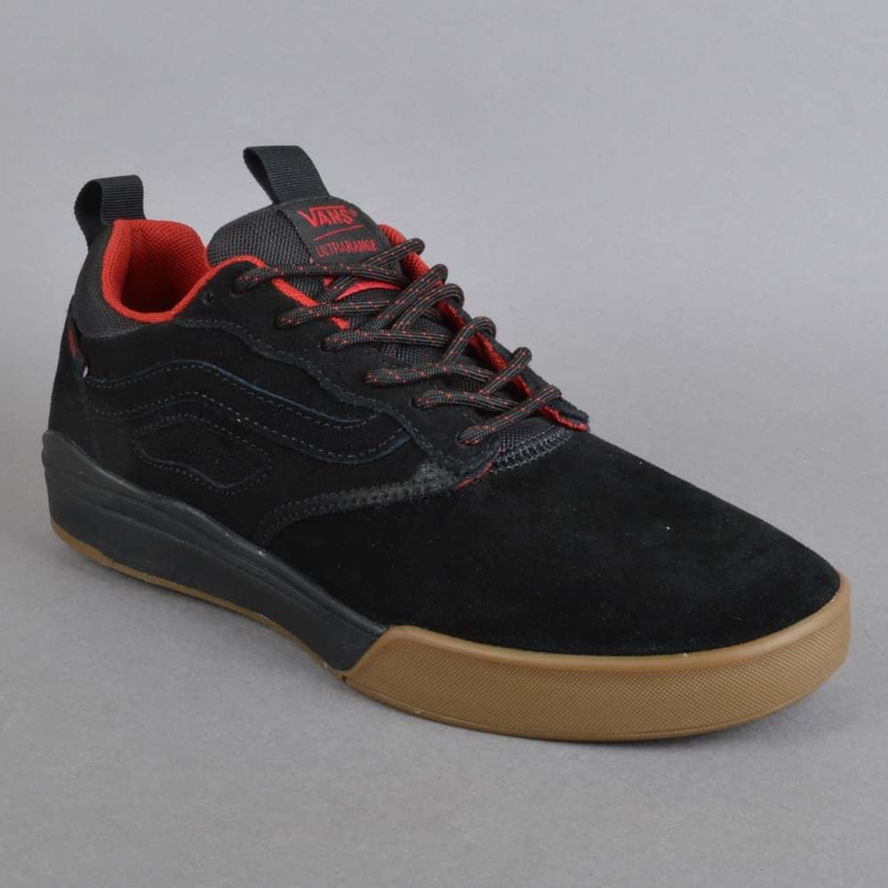 c2f25951b4b Vans UltraRange Pro Spitfire Skate Shoes - Cardiel Black - SKATE ...