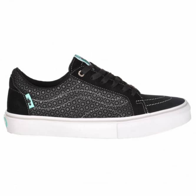 Vans Vans Av Native American Low Skate Shoes - Alien Workshop Black