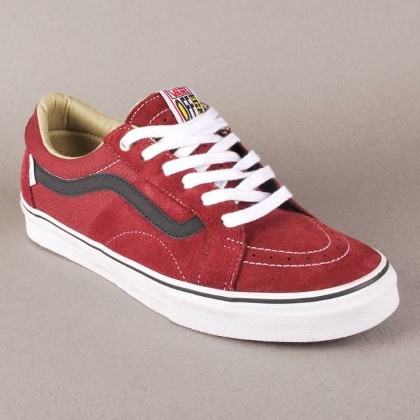 Vans Vans AV Native American Low Skate Shoes - Brick . fe51f27fe
