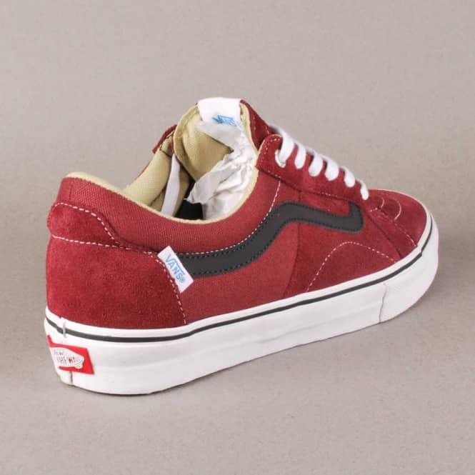 d5258be2b9f619 Vans AV Native American Low Skate Shoes - Brick - Mens Skate Shoes ...