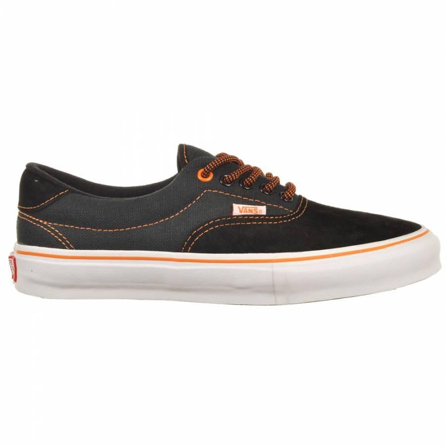 vans vans era 46 pro john cardiel black grey skate shoes. Black Bedroom Furniture Sets. Home Design Ideas