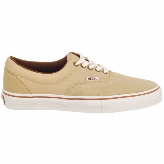 Vans Era Pro Khaki Brown - Mens Skate Shoes from Native Skate Store UK 1db611080