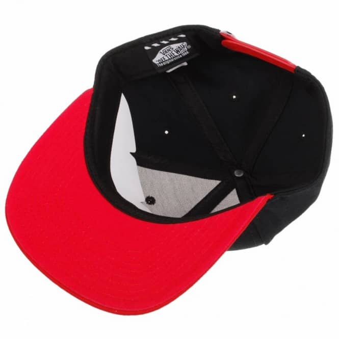 vans red hat   OFF53% Discounts 21fab765e347