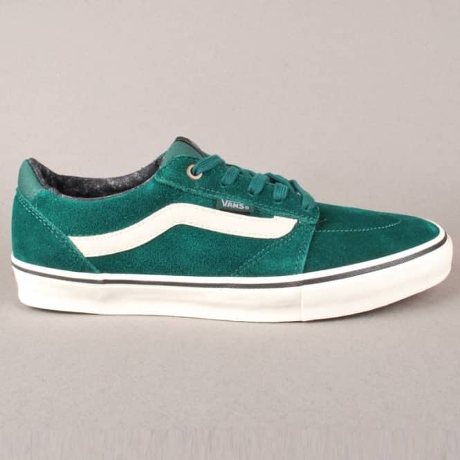 f953fac8fa Vans Lindero Skate Shoes - Emerald - Mens Skate Shoes from Native ...