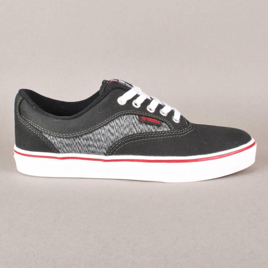 Vans Vans Mirada Skate Shoes - Independent/Black - Vans ...