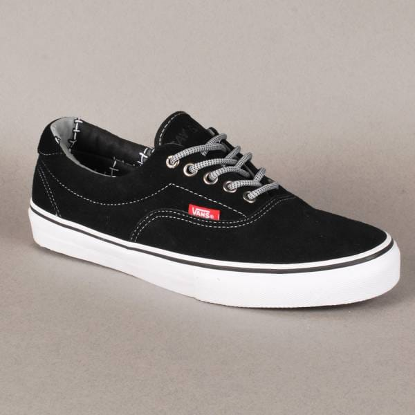 d8580eda587d Vans Ray Barbee Era 46 Pro Skate Shoes - Black - SKATE SHOES from ...