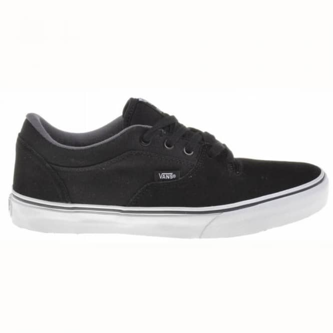 5a9a79ed55 Vans Rowley Style 99 s Black White - Mens Skate Shoes from Native ...