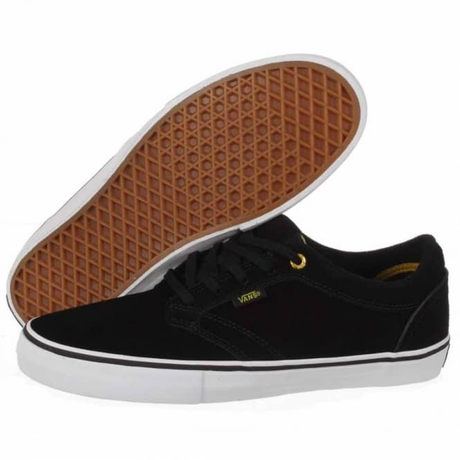 6a9869a7c064 Vans Type 2 Skate Shoes - Black Gold - SKATE SHOES from Native Skate ...