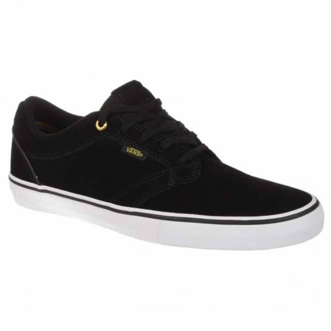 d5d0fa1e96 Vans Type 2 Skate Shoes - Black Gold - SKATE SHOES from Native Skate ...