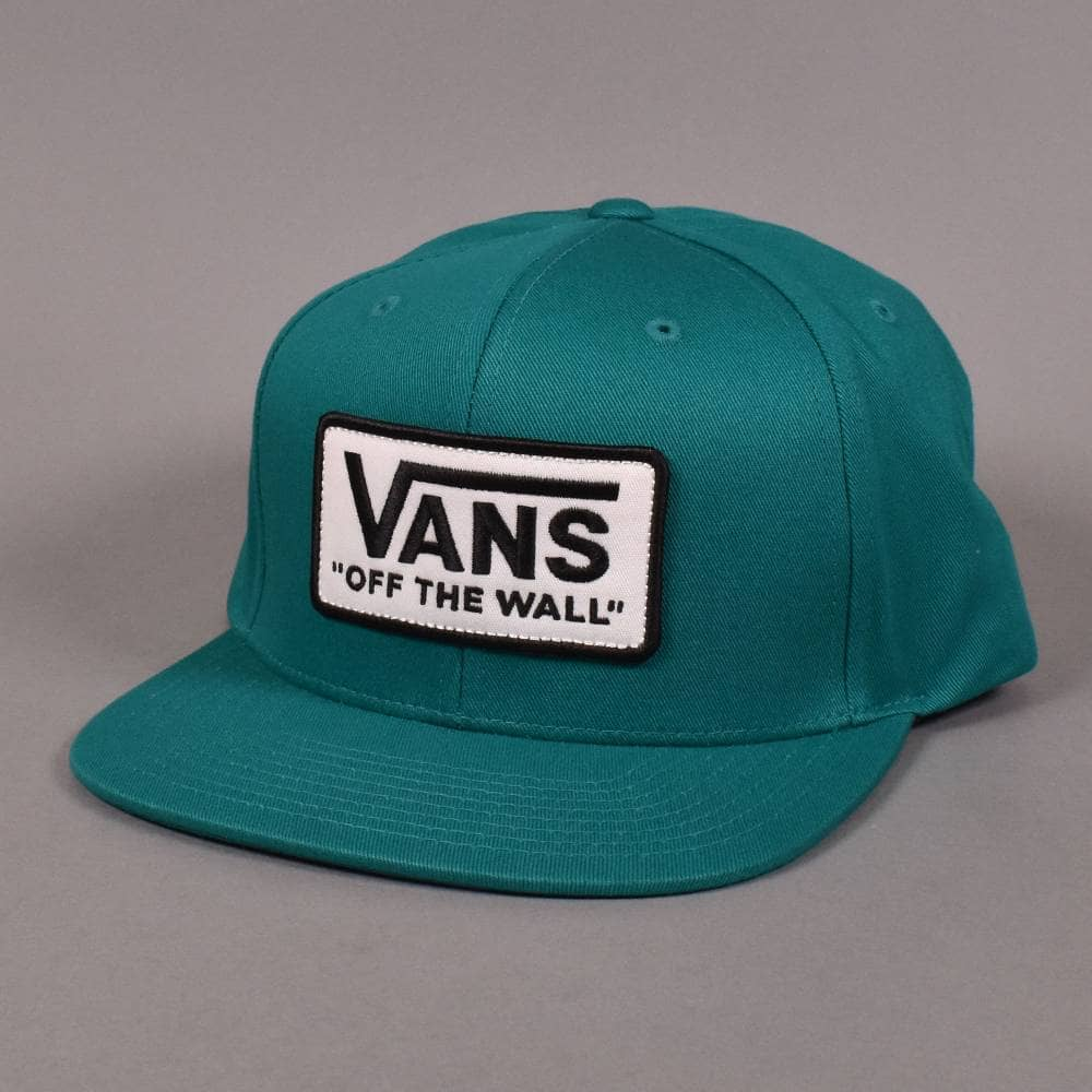 00e684b1ea Vans Whitford Snapback Cap - Quetzal - SKATE CLOTHING from Native ...