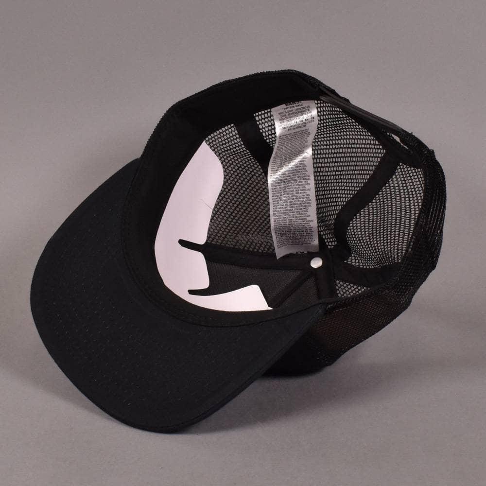 Vans X Antihero Mesh Trucker Snapback Cap - Black Zinnia - SKATE ... da55d34d9d32