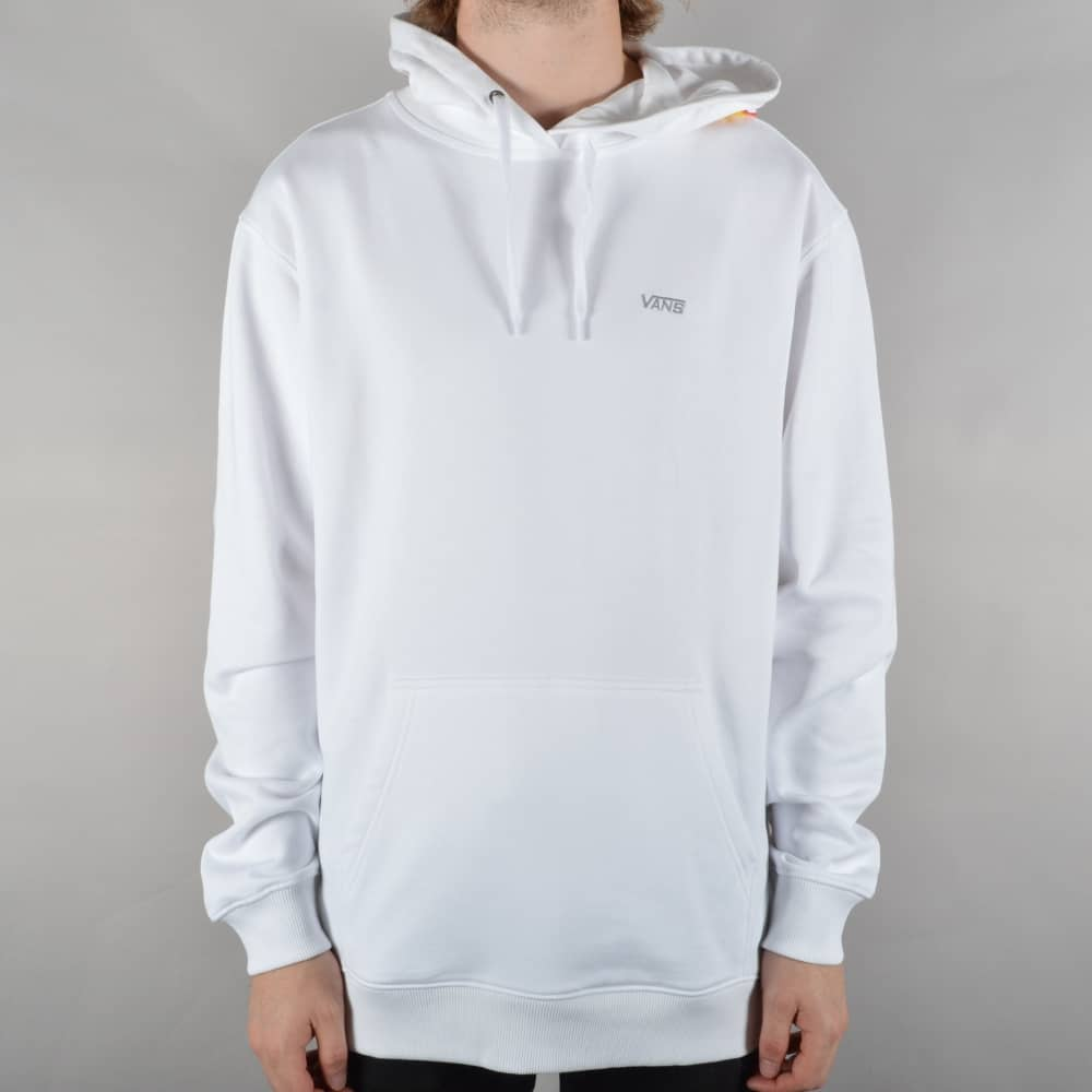 ebc2705b19 Vans x Thrasher Pullover Hoodie - White - SKATE CLOTHING from Native ...