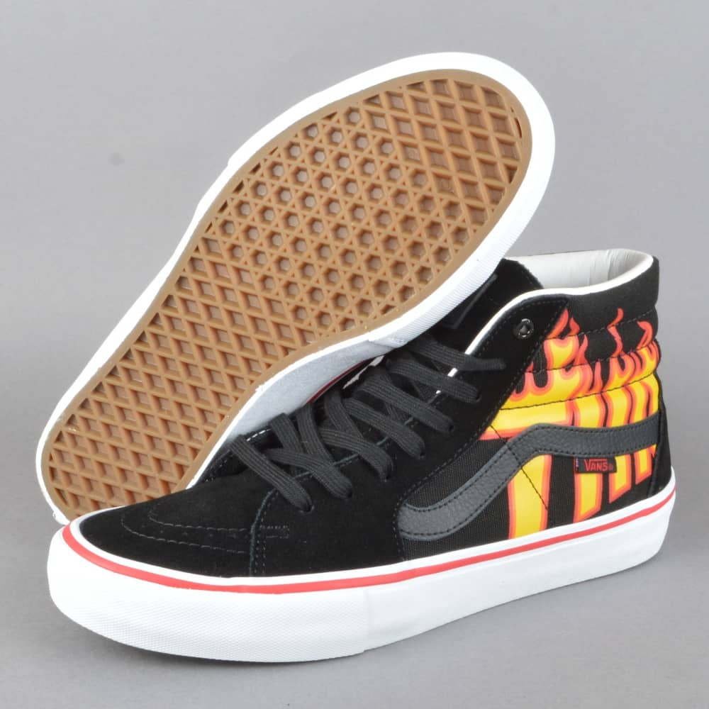 vans x thrasher shoes price