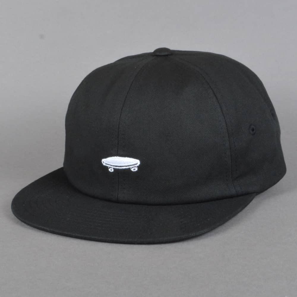 Vans x Thrasher Strapback Cap - Black - SKATE CLOTHING from Native ... 74bc5e54007