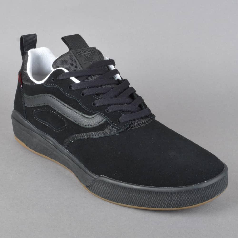 vans ultrarange black