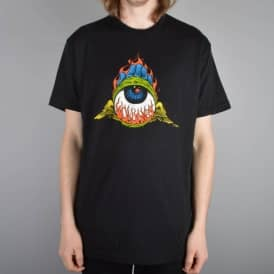 Visual T-Shirt - Black