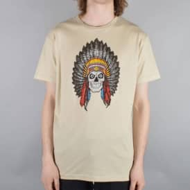 Chief T-Shirt - Cream