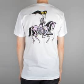 Death Rider T-Shirt - White