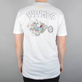 Wildchild Skate T-Shirt - White