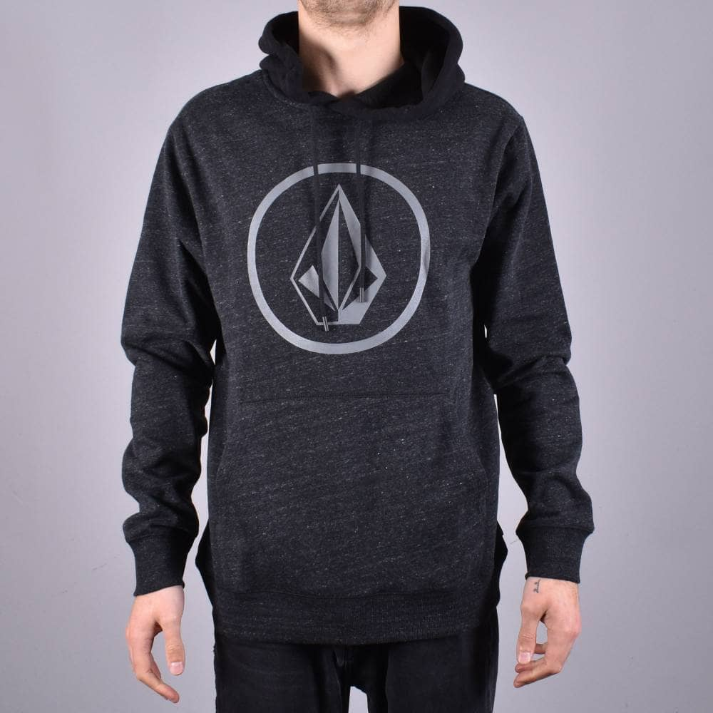 best quality designer fashion cheapest Volcom Stone Pullover Hoodie - Sulfur Black - SKATE CLOTHING from ...