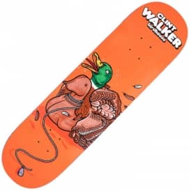 Walker Fowl Skateboard Deck 8.2