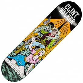 Walker Mexipulp Skateboard Deck 8.5